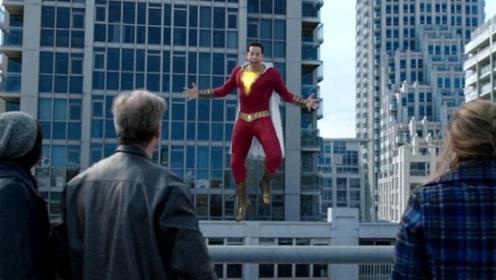 《雷霆沙赞!》今日热血上映!最新片段少年英雄竟遭暴打?