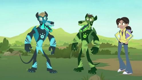 动物兄弟:马丁启动卡斯马尼亚超能力,营救塔斯马尼亚虎