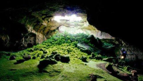国内最原始洞穴民,在200米深洞穴住了60年