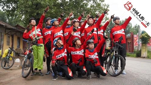 班主任高考后请全班网吧包宿 带队骑行1600公里抵达上海