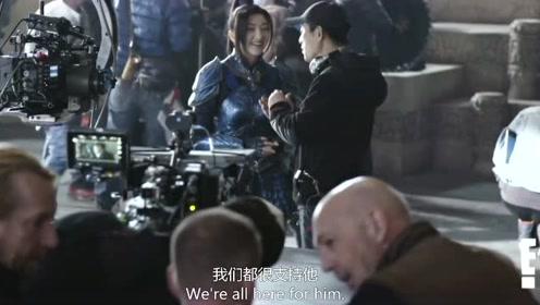 《长城》:虽是怪兽片,但是承载着中美文化交流的重要命题
