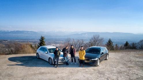 意大利汽车文化有多硬核?瑞法意三国自驾之旅