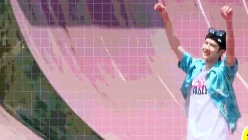 王一博用心营业系列 用灌篮高手的方式打开青春