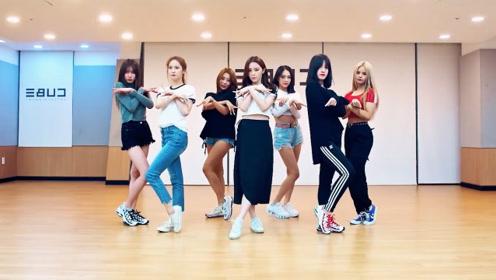 CLC-《Devil》最新回归曲练习室镜像版,超齐群舞