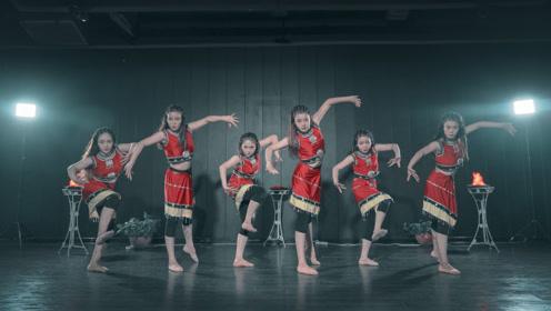 佤族民间剧目,感受野性的魅力