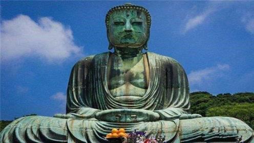 日本墓地中的大佛,雄伟壮丽让人叹服,当地人服务态度超好