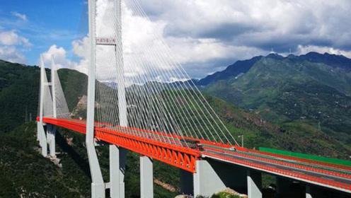 贵州的这座大桥,堪称中国的骄傲,花6年建造却只为短短6秒!