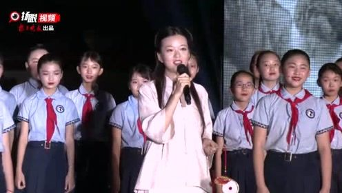 """中国诗词大会第四季冠军唱""""月""""感动中秋夜"""