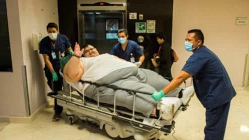人体脂肪堆积太多会怎样?镜头直击手术过程,看完一阵后怕