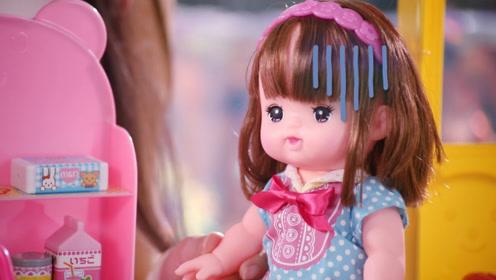 《猫扎特玩具》饼饼喵服务太热情!吓坏玩具客人?