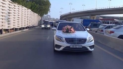 红事与白事车队偶遇时,婚车和殡车哪个应主动让道?里面有大讲究