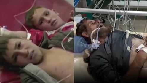 阿富汗清真寺爆炸已致62人死亡 孩子眼神惊恐联合国秘书长震怒!