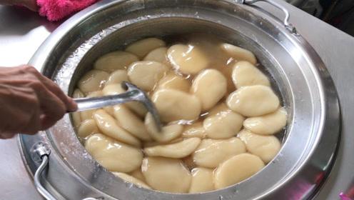 """台湾网红小吃""""烧麻薯"""",看见就忍不住来一份"""