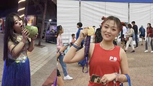 为颜值拼了!22岁女孩挑战全马,跑步成瘾1年多甩肉38斤