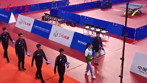 3:1,男团夺冠!中国八一队摘得乒乓球项目首金