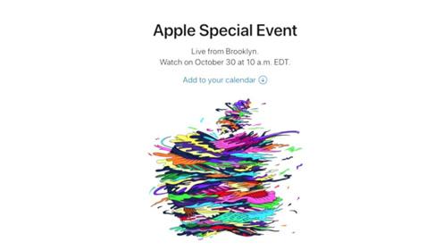 传苹果10月30日发布多款新品:新Mac Pro最贵将卖到4.2万