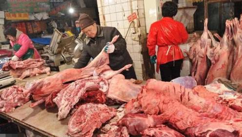 猪肉终于降价了?卖肉大哥道出最新价格,看完难以置信!