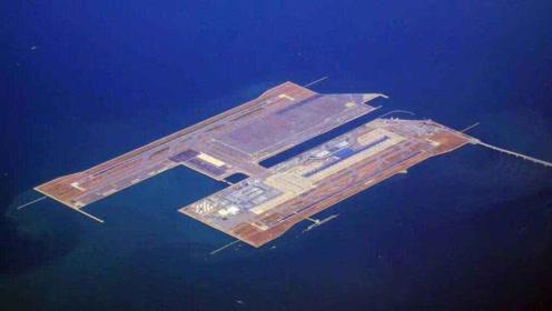 中国首座填海造陆国际机场,造价高达300亿,能容纳5千万人!