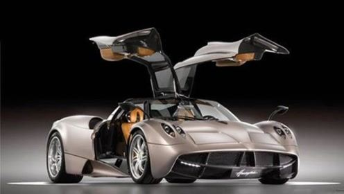 全球仅5台绝版车型,帕加尼风神特别版,私人订制2800万起步