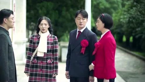 奔腾年代:汉卿和冯仕高结婚后,让人意想不到事情发生了