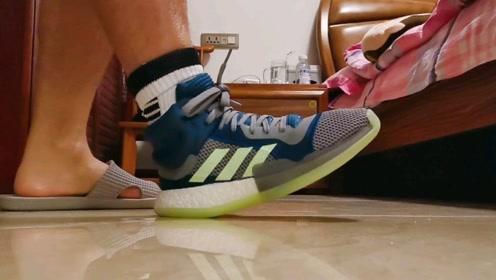 球鞋分享: 请问这样的缓震、防侧翻、脚踝包裹还要啥自行车?