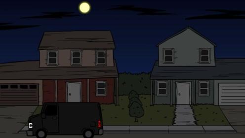 男孩每晚都被邻居情侣吵醒,一天晚上动静戛然而止,随后一幕让男孩立马报警