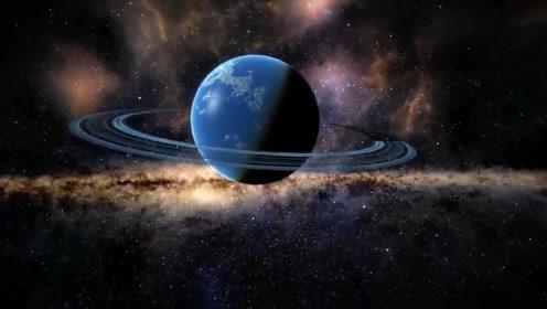 原来地球也是有行星环的,全被月球给破坏了,还有的话会怎样?