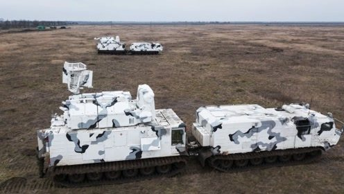 防备北方威胁,俄在挪威边境附近部署最新道尔M2DT