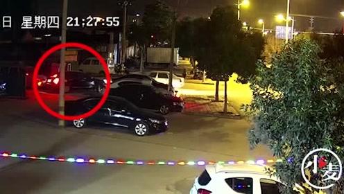男子白天痛卖爱车随后晚上又偷回,在睡梦中被民警抓获