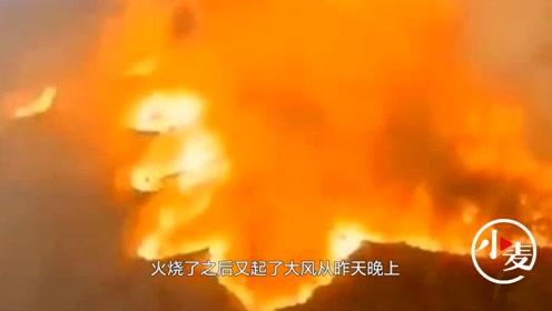 佛山高明突发森林大火 全国多地消防官兵驰援