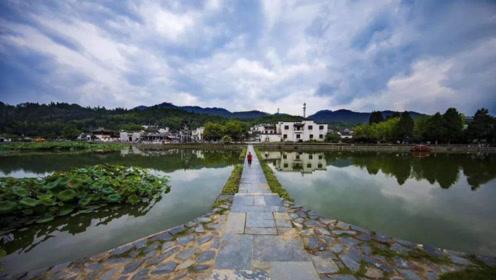 安徽黄山有个秘境地,拥有1200多年历史,高铁直达却少有人知
