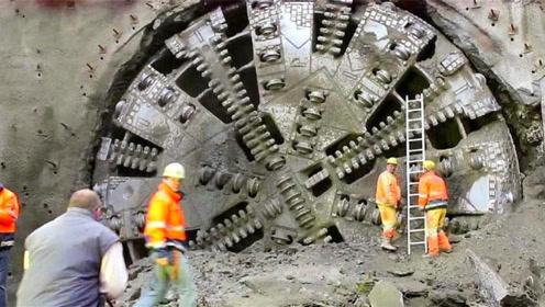 中国地铁挖那么深,为啥看不到土被运出来?看完明白了!