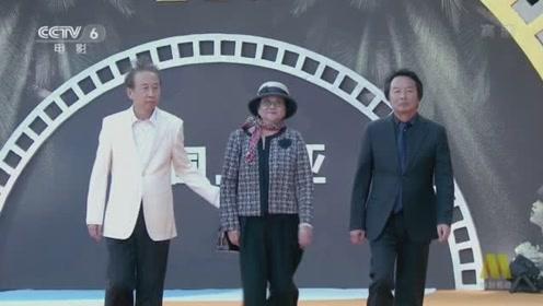 曾执导《紫日》的冯小宁亮相红毯,《进京城》导演胡玫也来了!