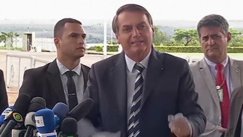 """就一""""小屁孩""""!看到巴西总统的吐槽后 环保少女又把简介改了"""