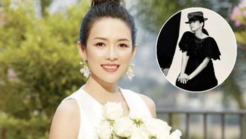 """章子怡自曝怀孕后体重涨到121,不停工坚持""""营业"""",被赞敬业"""