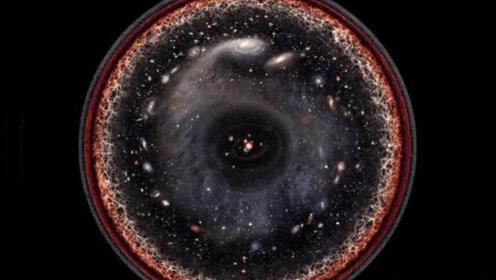 宇宙有边界吗?科学家还没找到,但它的半径确定已超11万亿光年