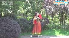 彩云之南广场舞48集 吐鲁番的葡萄熟了