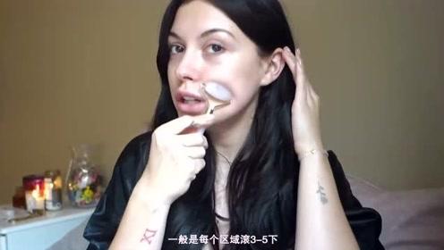 小姐姐素颜教你化妆!