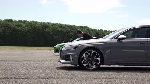 奥迪RS3 Sedan vs 奥迪RS4 Avant