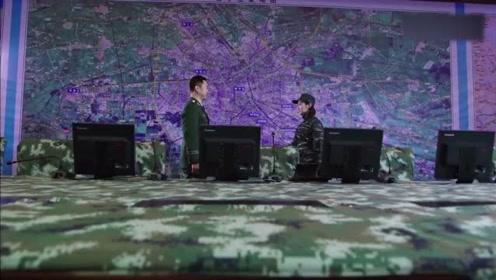 赵欣,明白了吗?保证完成任务。特战队的气势高。