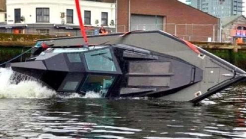 """全球最安全的船,永不会翻,真有这么 """"强敌""""吗?"""