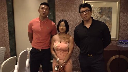 2019年WWE中国之星选秀 三位中国摔跤明星为小伙伴们加油