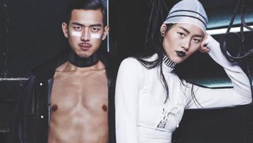 """李现是什么宝藏男孩?和刘雯搭档""""暗黑系""""风格酷到没朋友"""