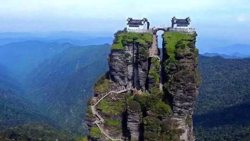 世界上最危险的房子,竟然建在悬崖峭壁,而且这个地方就在中国