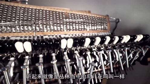 瑞典小伙发明超级乐器,由2000颗钢珠组成,奏响后太动听了!