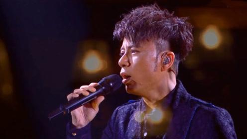 李克勤深情演唱刘德华《谢谢你的爱》,太经典了,赋予另一种感觉