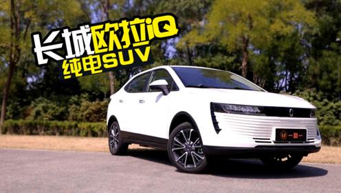 跨界风的智能化电动车不止特斯拉,国产也有高品质!