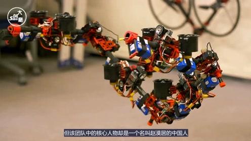 我国留学生打造龙形机器人,可以在空中盘旋飞行,外媒:怎么做到的?