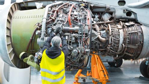 劳斯莱斯制造飞机发动机,光零件就有20000多个!造价高达9.7个亿