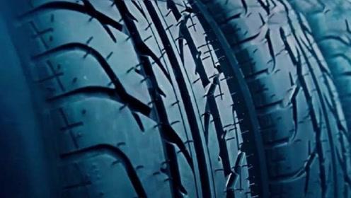 轮胎上的胎毛是干什么用的?你有没有拔过?原来还有这些用途